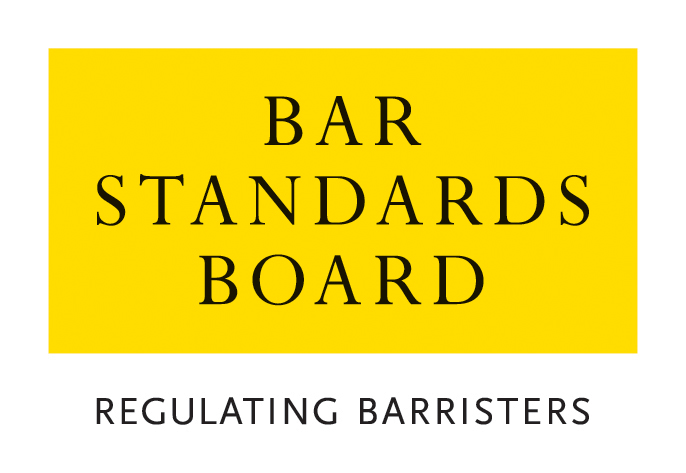 Regulated By The Bar Standards Board